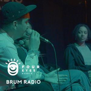 Live Panel Discussion at Brum Radio Takeover w/ Jossy Mitsu, Tom Shorterz & Erica McKoy (18/02/2017)
