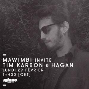 Mawimbi Invite Tim Karbon & Hagan - 29 Février 2016