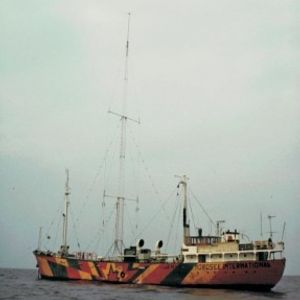 RNI 220m MW =>> Under Tow by m/v Smitbank <<= Monday, 22nd November 1971 22.00-23.55 hrs.