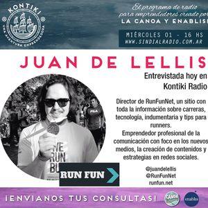 Programa 18 - Entrevista - Juan De Lellis