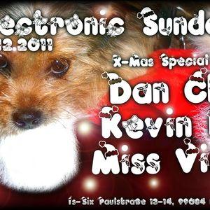 25-12-11 Electronic Sunday mit Miss Vim (Teil 1)