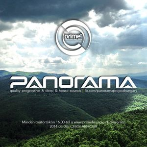 Panorama @ Prime FM 005 | Mixed By Chris Armour | 20140508