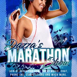 The Marathon Show (80's) With Dazza - March 22 2020 www.fantasyradio.stream