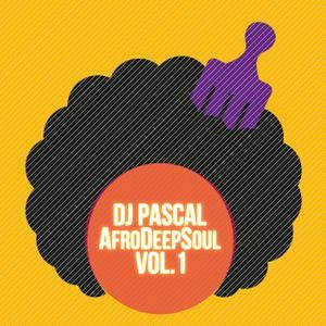 Dj Pascal - AfroDeepSoul Vol.1 - Feb. 2015