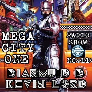 NO.11 DIARMUID D & KEVIN LORD MEGACITY ONE