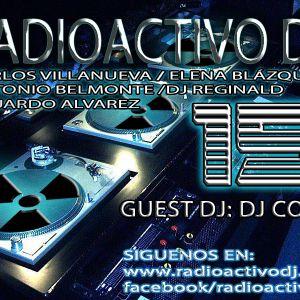 RADIOACTIVO DJ 15-2015 BY CARLOS VILLANUEVA