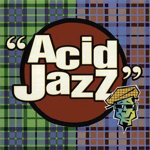 GJ42 - 90's Acid Jazz Special - Broadcast 22-02-14 (GielJazz - Radio6.nl)