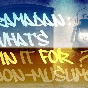 Ramadan for non-Muslims 11 9 2009