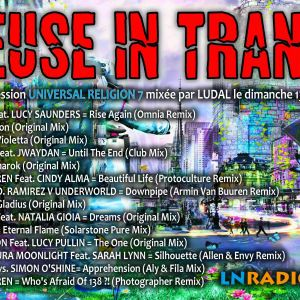 AWIT episode 085 session speciale << UNIVERSAL RELIGION 7 >> live on LNradio.fr, sunday 13-10-13
