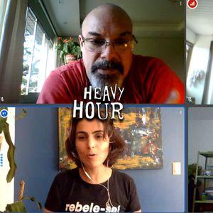 Heavy Hour 97 - 24.06.20 - Acharam o Queiroz, nós, a Manuela D'Ávila