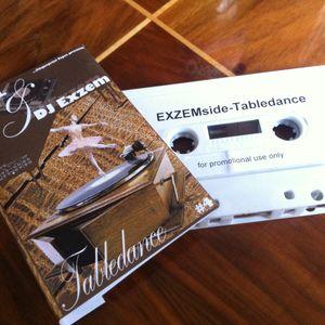 "Uppercuts 3 ""Tabledance"" Seite B - DJ Exzem"