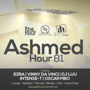 Ashmed Hour 81 // Legendary Guest Mix By Vinny Da Vinci