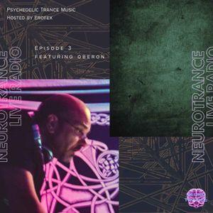 NEUR003 - Neurotrance Radio featuring Oberon