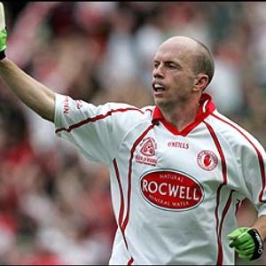 Peter Canavan on NFL Final. 22/04/2010.