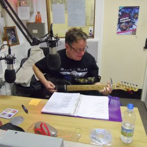 richard wilson live sessions with alan hare hospital radio medway