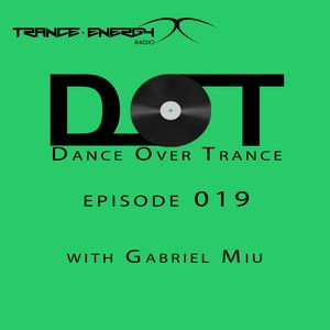 Dance Over Trance 019 (18/3/2016)