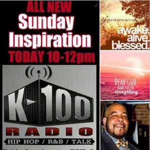 THE BLEND KING DJ I AM PRESENTS: PRAISE IS WHAT WE DO! A GOSPEL MIX TAPE! #K100RADIO