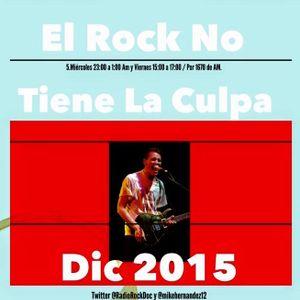 El Ultimo Rock Dic 23 2015, Navidad