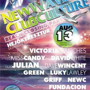 fundacion - NWCC Beach Party Closing Party 110813 part2