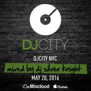 DJ Silver Knight - Friday Fix - May 20, 2016