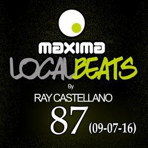 Maxima Local Beats by Ray Castellano 87 (09-07-2016)