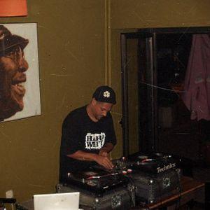 DJ Sebb @ Superfly Cafe, Skopje, Macedonia (27/06/2009) pt.1