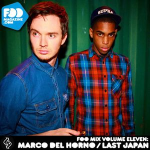 FOO Mix Volume Eleven: Marco Del Horno and Last Japan