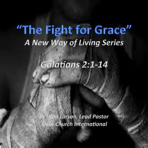 The Fight For Grace