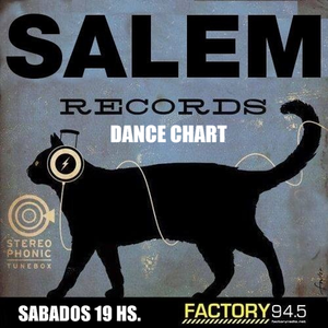 Dance Chart Salem Records 24-6-2017 Factory Radio 94.5