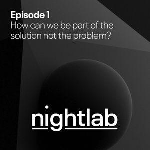 Eventbrite Nightlab: Solutions Not Problems