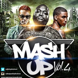 Mashup Vol 4 ( AUDIO )