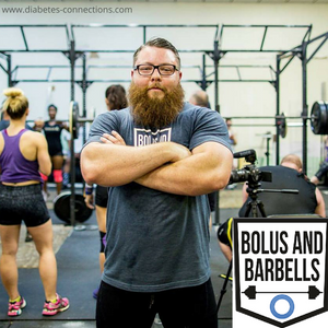 Bolus & Barbells: A New T1D Community Founded by Strongman Rodney Miller