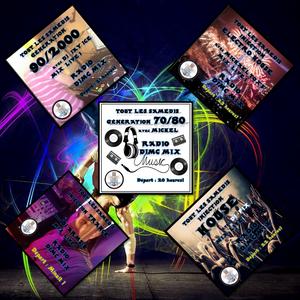 Radio DjMc Mix présente, Dj Fix, Dj Arms-B, DjMc Mix, Dj Jay Ice, Dj Michael Tox's.