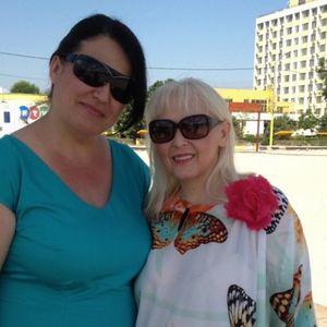 Cristina G Hlusak la Radio Neptun Constanța