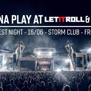 SeveNator-Mix for Storm Club & Let it Roll Festival