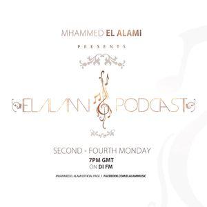 Mhammed El Alami - El Alami Podcast 045 (Amine Maxwell Guest Mix)