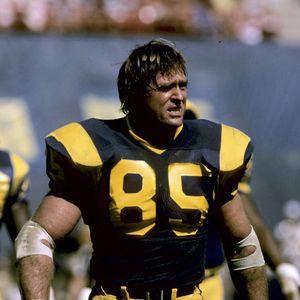 NFL Hall of Fame defensive end Jack Youngblood