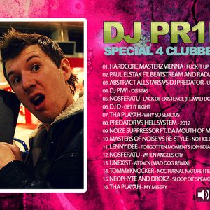 Special 4 Clubberry.fm