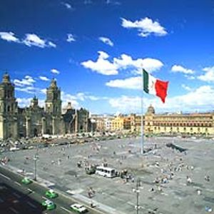 De poetas, escritores y musas. Centro Histórico de la Ciudad de México