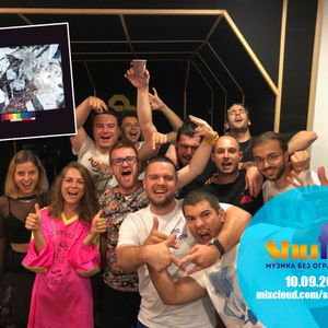 Shuffle Show presents: ЖЛЪЧ - 'Звяра' - Album Listening Party - 10/09/2019