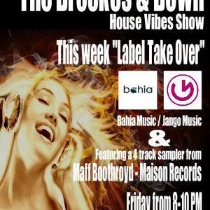 You Broadcast Radio Friday 4th April - Bahia / Jango Takeover