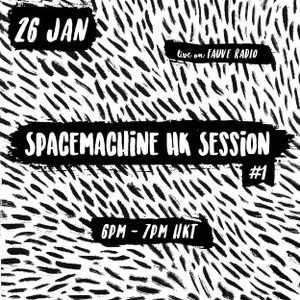 01.26.18 Fauve Radio - Spacemachine #1 with Tomasz Guiddo