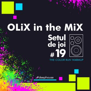 OLiX in the Mix - Setul de joi #19 The Color Run Warmup