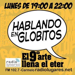 Hablando en Globitos 221 - Max Aguirre
