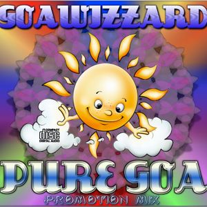 Goawizzard - Pure Goa [Promo-Mix]