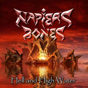 Fasching rock show special Hell and High water from Napier's Bones