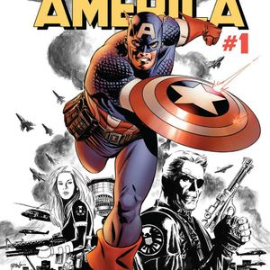 U75GMCP#9: Captain America: Winter Soldier with Emily Middleton and Professor Alan Middleton