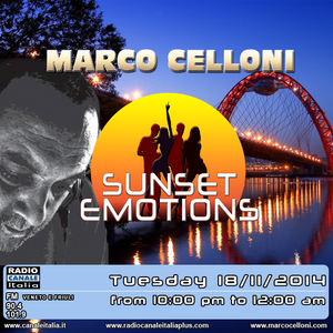 SUNSET EMOTIONS 114.4 (18/11/2014)