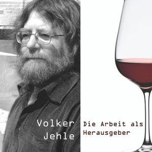wortbar: Im Gespräch mit Volker Jehle & Live-Lesung der Gedichte von Hanna Jehle am 14.10.2014