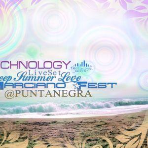 TWCHNOLOGY live set@MarcianoFest_Punta Negra October 2011